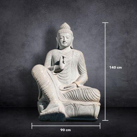Großer Buddha - 90cm x 140cm