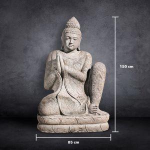 Großer Buddha - 85cm x 150cm