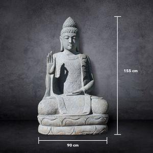 Großer Buddha - 90cm x 155cm