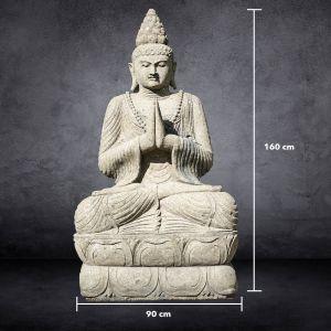 Großer Buddha  - 90cm x 160cm
