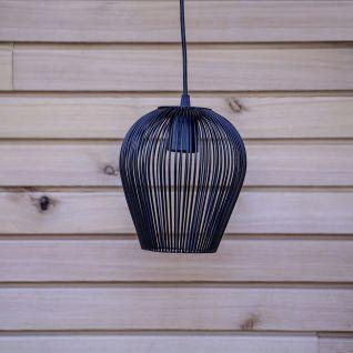 Lampe Abby matt S